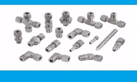 Picture for category Compression Tube Fitting