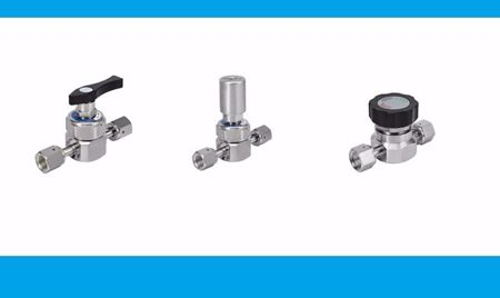 Picture for category UHP Diaphragm Valve