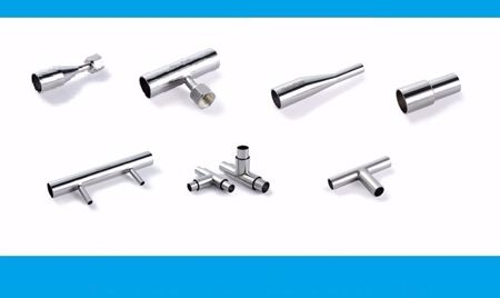 Picture for category UHP Pipes / tubes & fittings